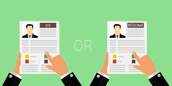 Cv Vs Resume The Differences My Resume Format Free