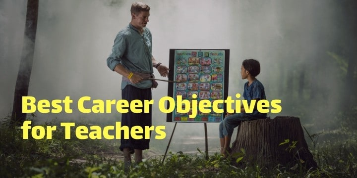 Best Career Objective For Teacher
