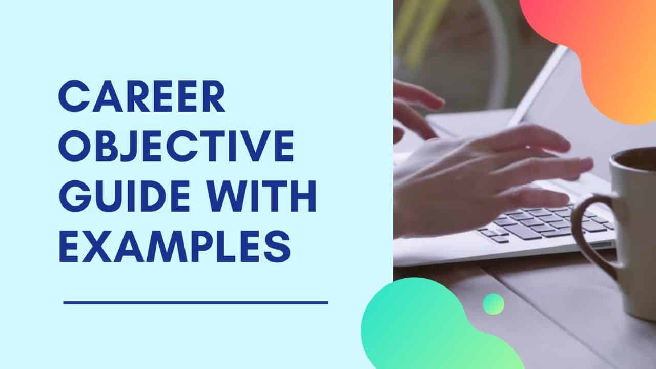 what is career objective  career objectives resume example