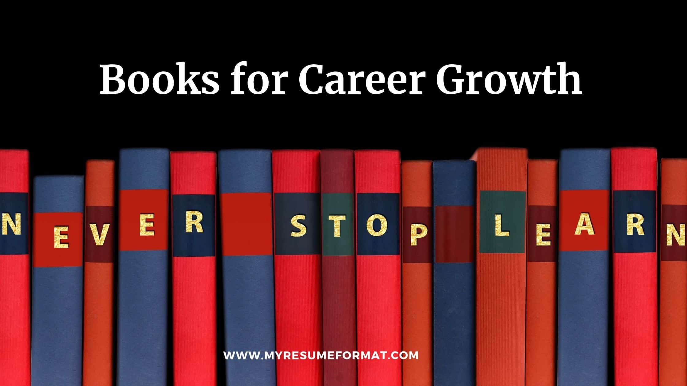 books for career growth
