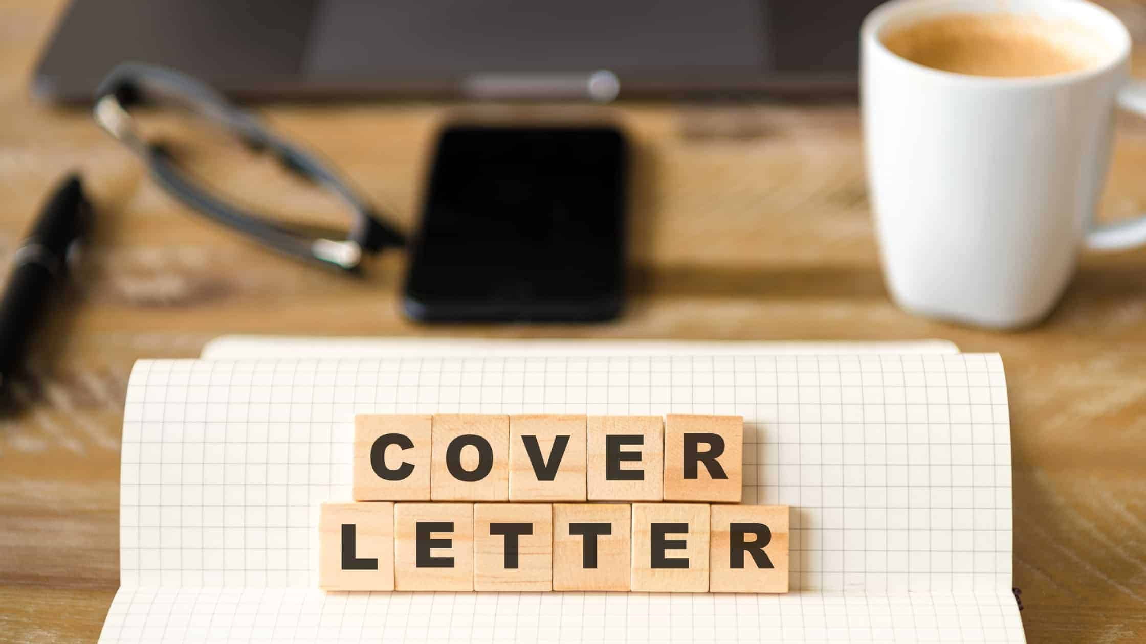 cover letter email