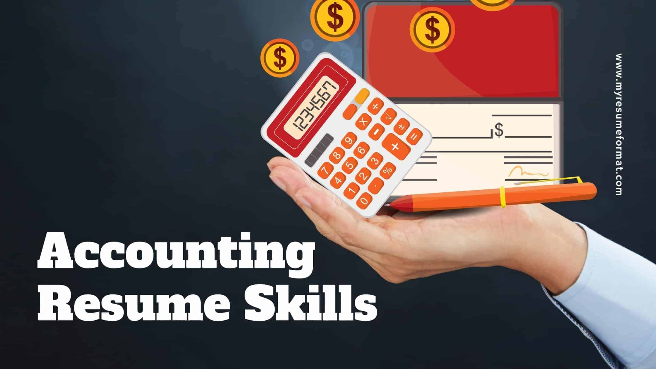 Resume Skills for Accounting