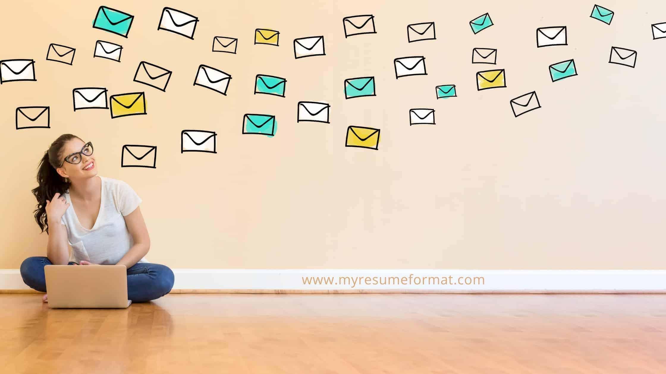 Fresher Resume Email